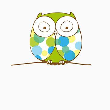 Owl by splashdesign