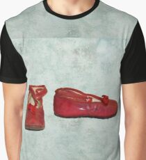 Red shoes and lost dreams Graphic T-Shirt