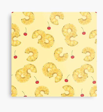 pine and cherry Metal Print