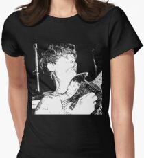 Oh Sees Live Women's Fitted T-Shirt