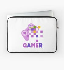 Gamer T-shirt Laptop Sleeve