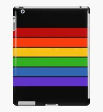 Rainbow Stripes iPad Case/Skin