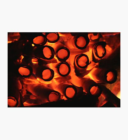 I Fell Into a Burning Ring of Fire Photographic Print