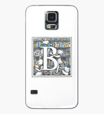 B for Books Case/Skin for Samsung Galaxy