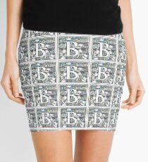 B for Books Mini Skirt