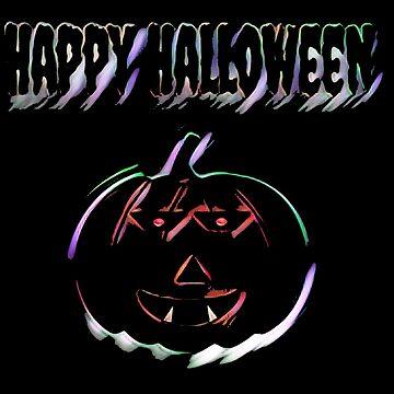 Happy Halloween - Nightmare Design by YOGA-DESIGNS