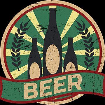 Beer propaganda by anziehend