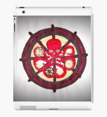 Hail Hydra Logo iPad Case/Skin