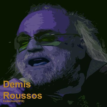 DENNIS ROUSSOS COLLECTION CD  COVER(C2018) by romanowskipaul