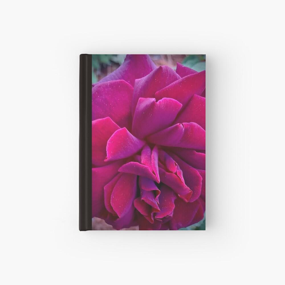 Denver Rose Hardcover Journal