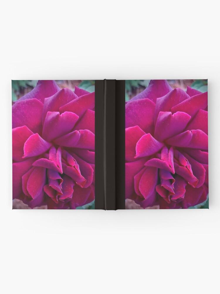 Alternate view of Denver Rose Hardcover Journal