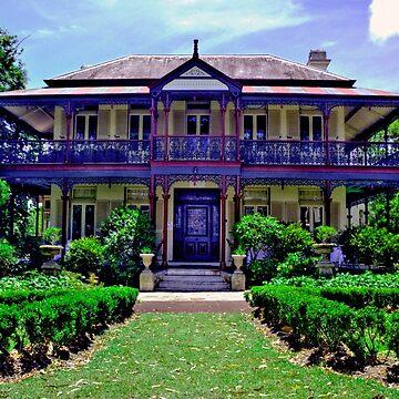 Boronia House, Mosman - NSW - Australia by BryanFreeman