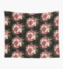 Edgy Soft Pink Wall Tapestry