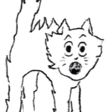 Countdown Cat 1 by keplercat