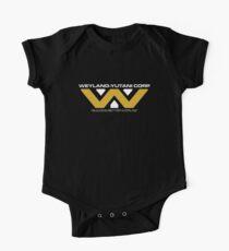 The Weyland-Yutani Corporation Logo Kids Clothes