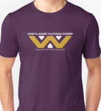The Weyland-Yutani Corporation Logo Unisex T-Shirt