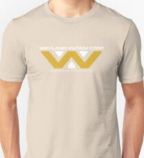 The Weyland-Yutani Corporation Logo T-Shirt