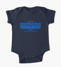 Nostromo - Alien - Prometheus (Clean non-distressed) One Piece - Short Sleeve