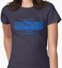 Nostromo - Alien - Prometheus (Clean non-distressed) Women's Fitted T-Shirt