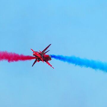 Red Arrows at RIAT 2018 by samuel-j