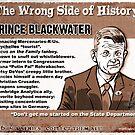 Prince Blackwater by marlowinc