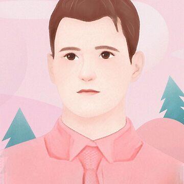 Connor (design 3) by EggoShop
