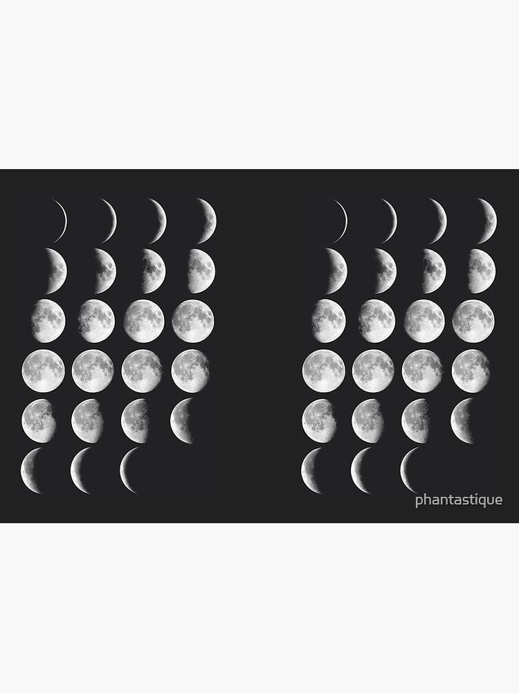 Mondphasen von phantastique