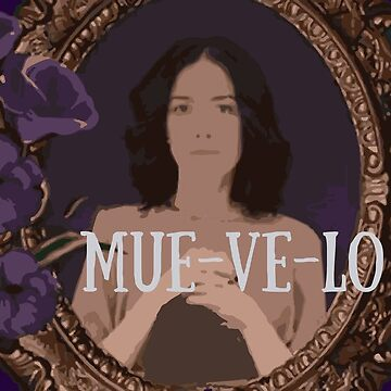 Mue-ve-lo (Paulina) by andely10