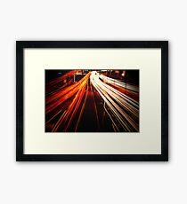 Sydney Harbour Bridge - Australia Framed Print
