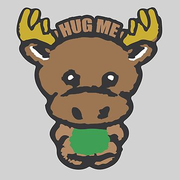 Hug Me - Baby Deer by -monkey-