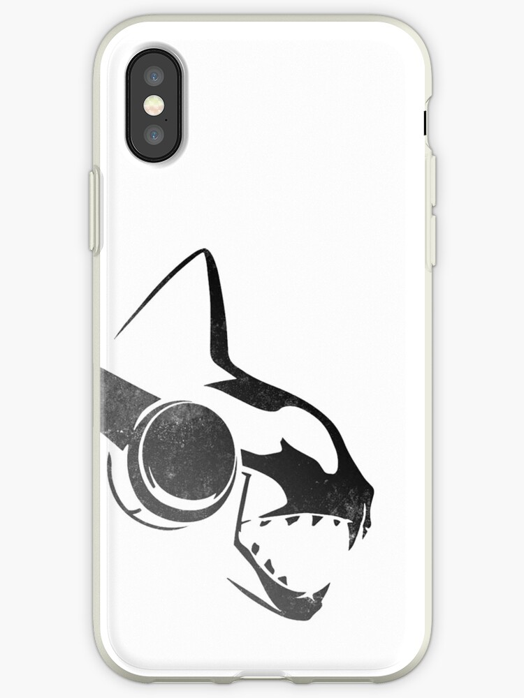 'Monstercat Uncaged Vol  5 - White version' iPhone Case by agentcake