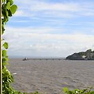 In the frame - Clevedon by MagsArt