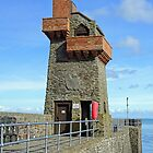 Rhenish Tower and Quay, Lynmouth, Devon by Rod Johnson