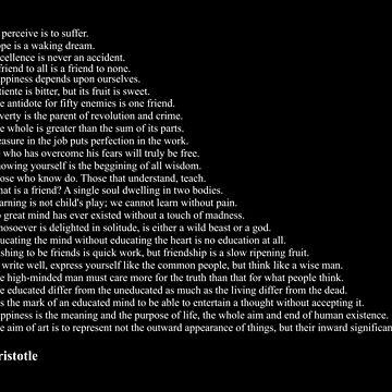 Aristotle Quotes by qqqueiru