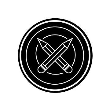 """Creative"" Badge by laurenjesson"