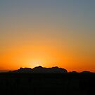 Kata Tjuta Sunset by John Dalkin