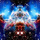 Galactic Nebula Altar of the Sacred Monkey  by playatech