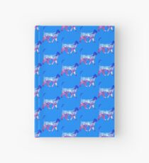 Cat Squares Hardcover Journal