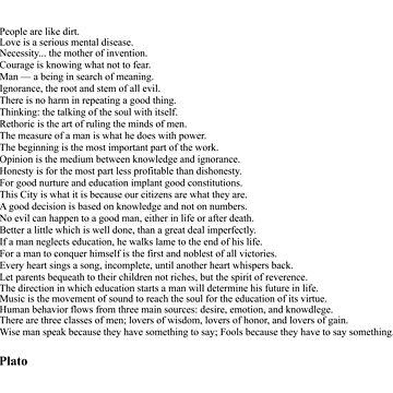 Plato Quotes by qqqueiru