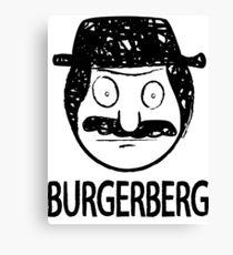 Burgerberg Canvas Print
