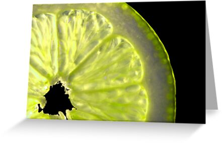lime by Simon Hackney
