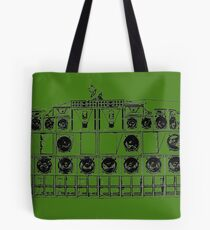 Reggae Soundsystem  Tote Bag