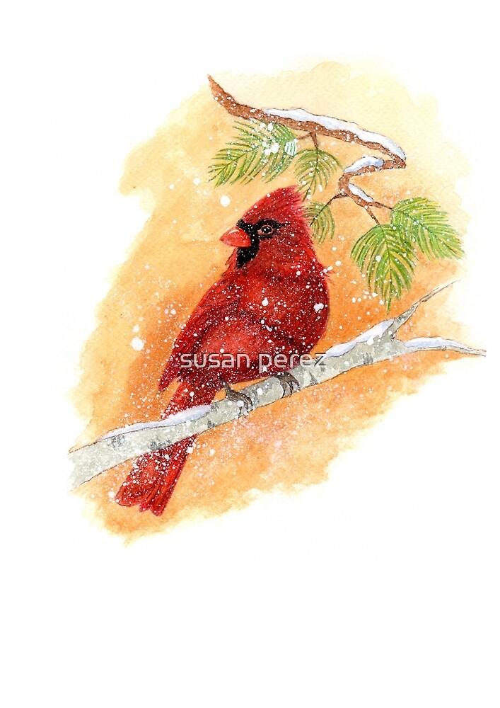 Kardinal Vogel von susanPerez