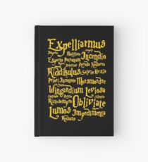 Expecto Patronum T-Shirt Accio Wingardium Leviosa Tshirt Expelliarmus Funny Quote Shirt HP Fan Tee Wizardy And Witchcraft Large Coffee Mug Card Pillow Case Sticker Duvet Gift Ideas Men Women Kids Hardcover Journal