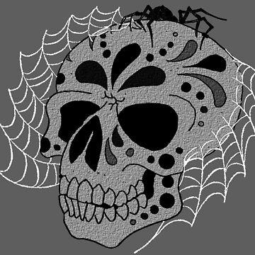 SPIDERSKULL by STUDIOTHREE13