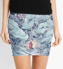 The Forgotten Road - Beauty and the Beast Mini Skirt