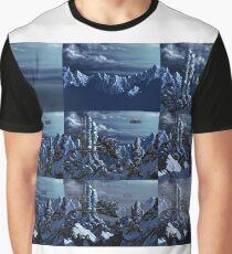 Battle of Eagle's Peak Progression Graphic T-Shirt