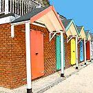 Beach Hutz by Tsitra