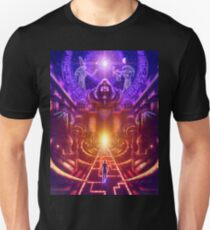 """The Key is within"" Unisex T-Shirt"