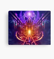 """""""The Key is within"""" Metal Print"""
